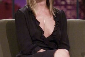 Su primer esposo fue Brad Pitt. Foto:Getty Images. Imagen Por: