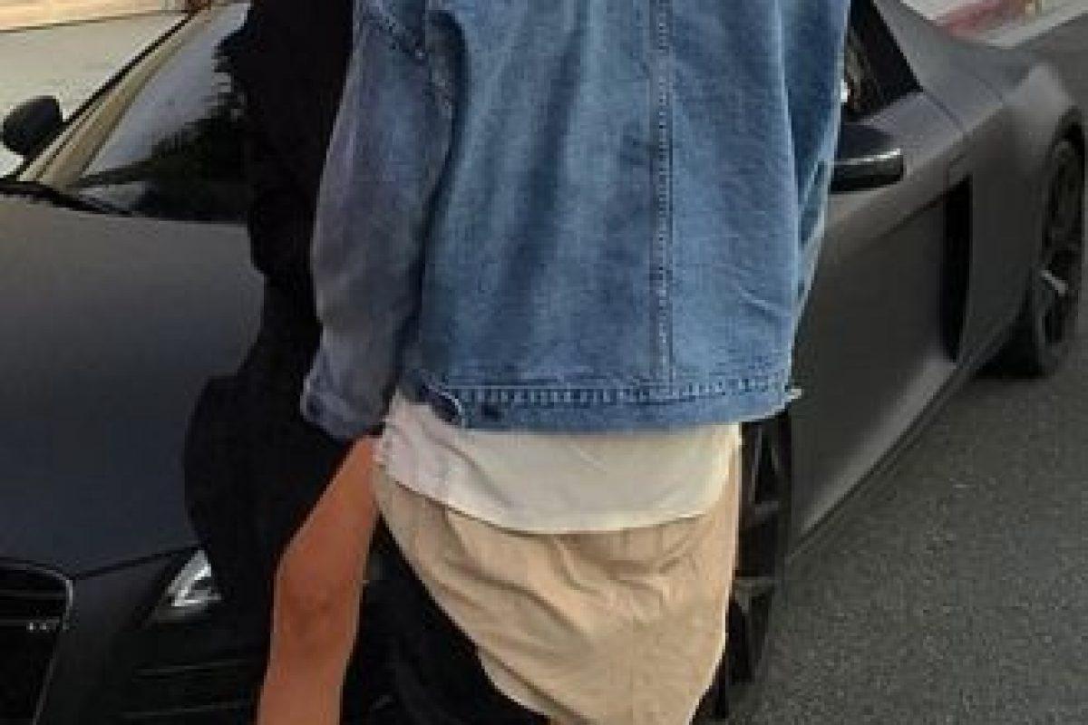 El misterio ha sido revelado… Foto:Instagram/justinbieber. Imagen Por: