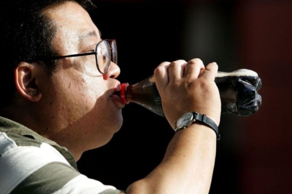 1. Refrescos de cola Foto:Getty Images. Imagen Por: