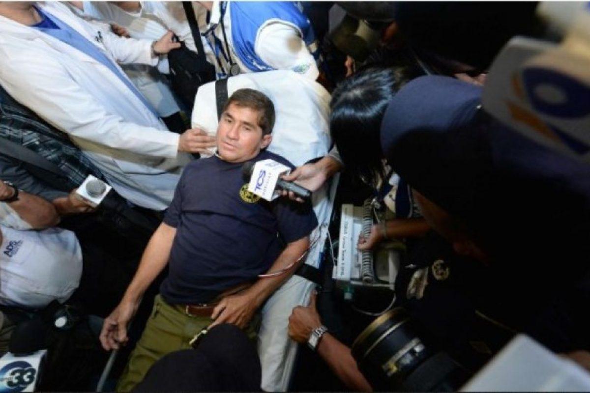 """Fue diagnosticado con """"talasofobia"""" (miedo al mar) Foto:AFP. Imagen Por:"""