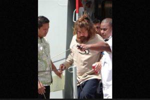 Se le encontró el 30 de enero de 2014 en las Islas Marshall, en Oceanía Foto:AFP. Imagen Por: