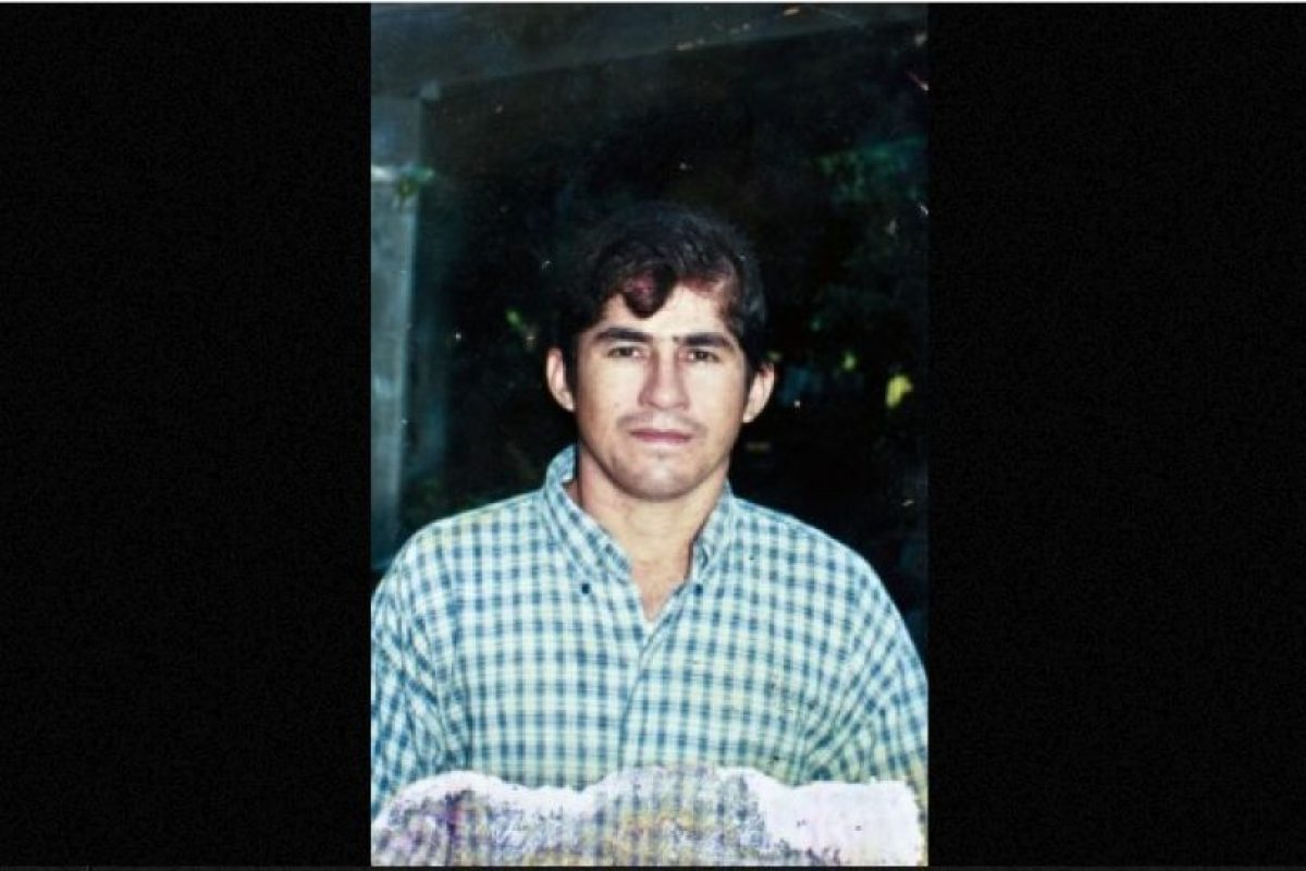 José Salvador Alvarenga, tiene aproximadamente 39 años Foto:AFP. Imagen Por: