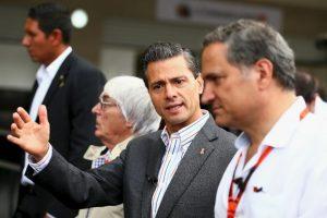 Enrique Peña Nieto, en 2015 Foto:Getty Images. Imagen Por: