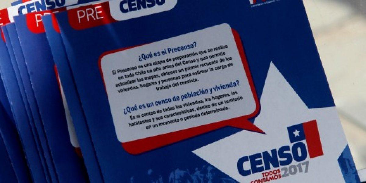 Comisión del Censo 2017 ya definió método de trabajo con servicios públicos