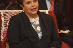 Dilma Rousseff, presidenta de Brasil, en 2011 Foto:Getty Images. Imagen Por: