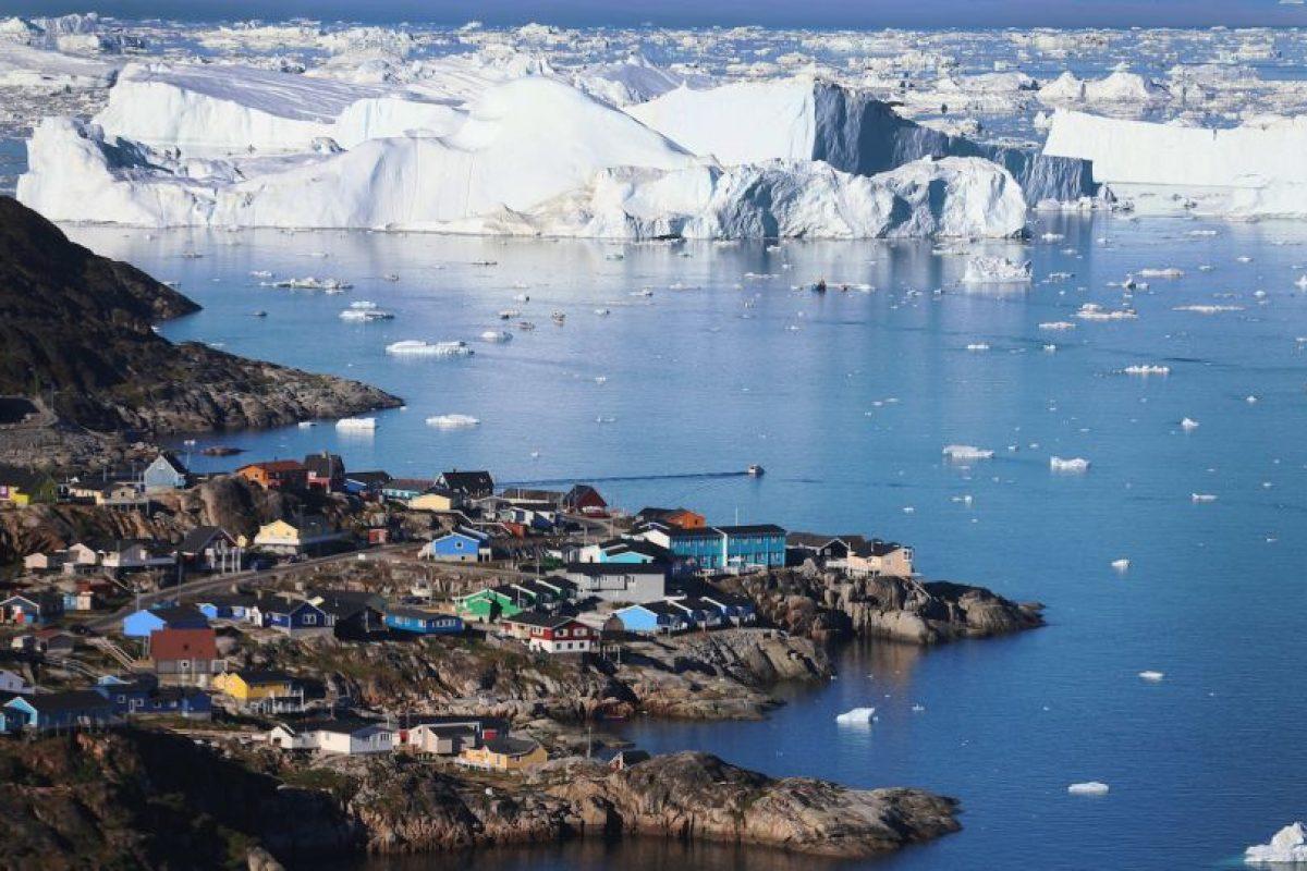8. Groelandia Foto:Getty Images. Imagen Por: