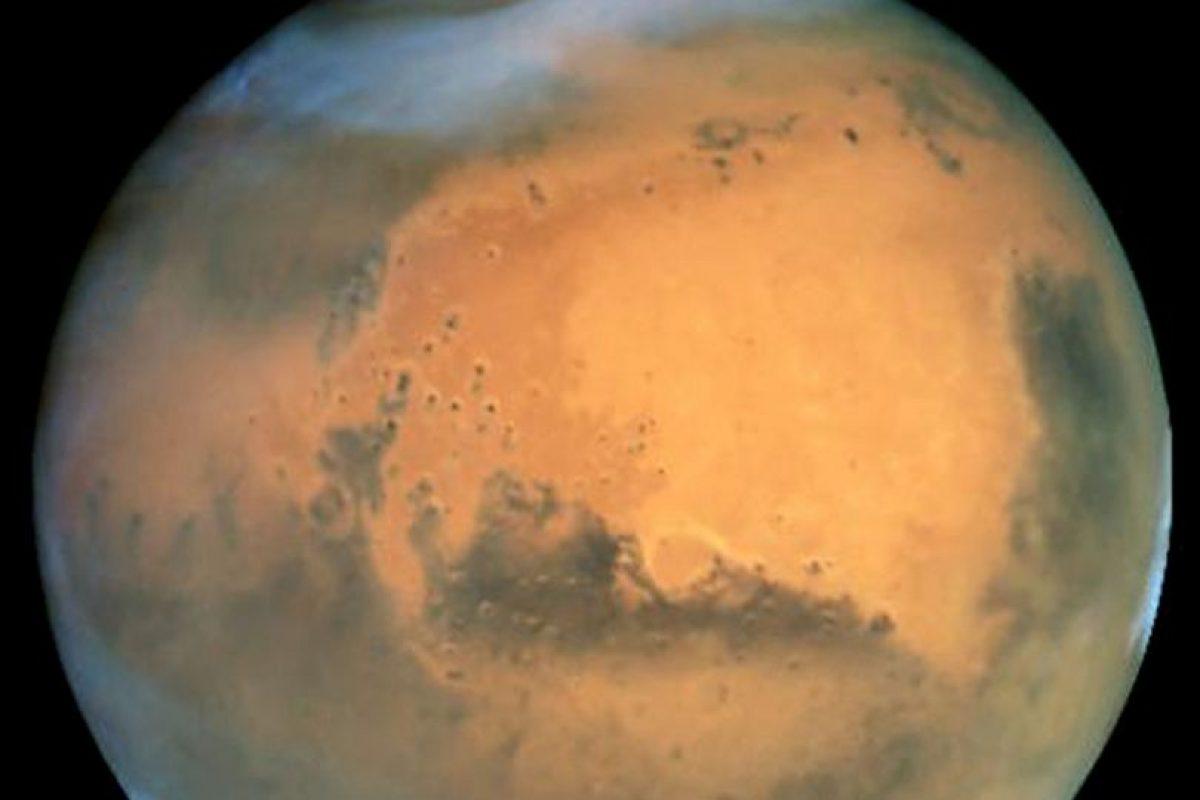 Marte Foto:Getty Images. Imagen Por: