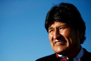 Evo Morales, 2015 Foto:Getty Images. Imagen Por: