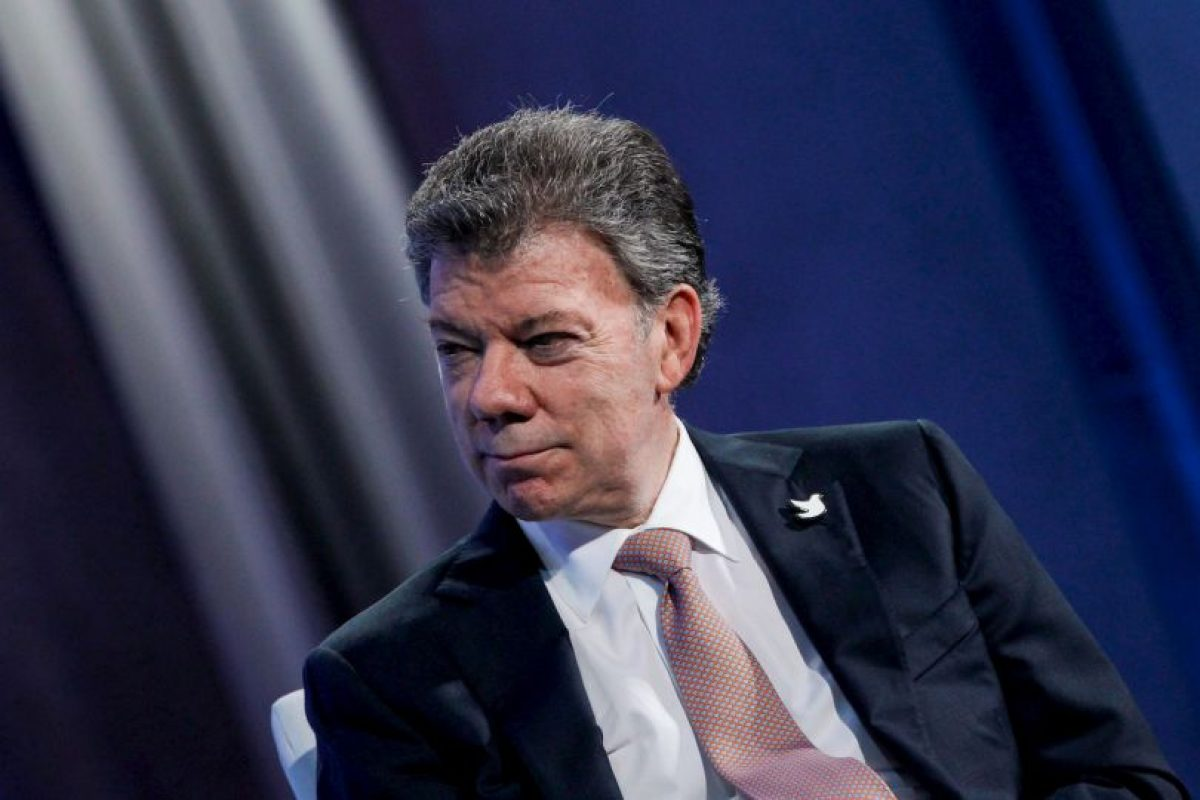 Juan Manuel Santos, 2015 Foto:Getty Images. Imagen Por: