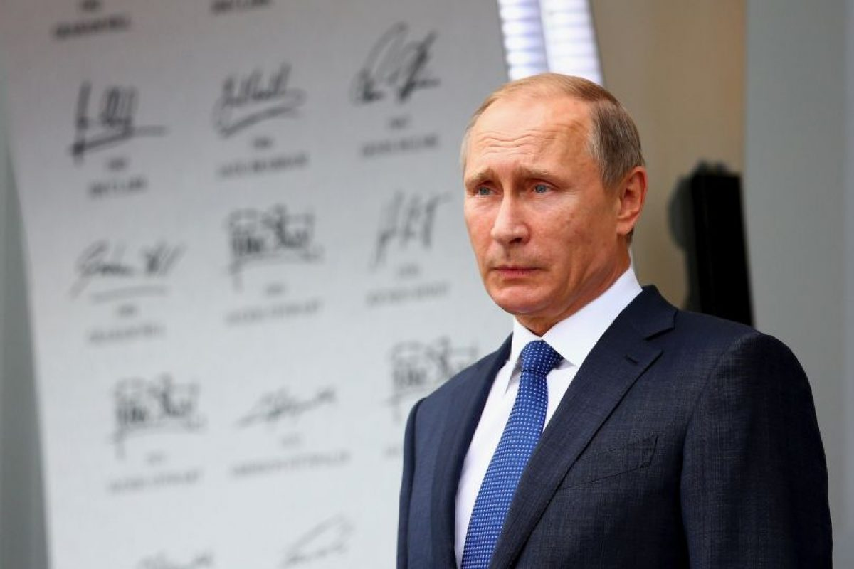 Vladimir Putin en 2015 Foto:Getty Images. Imagen Por: