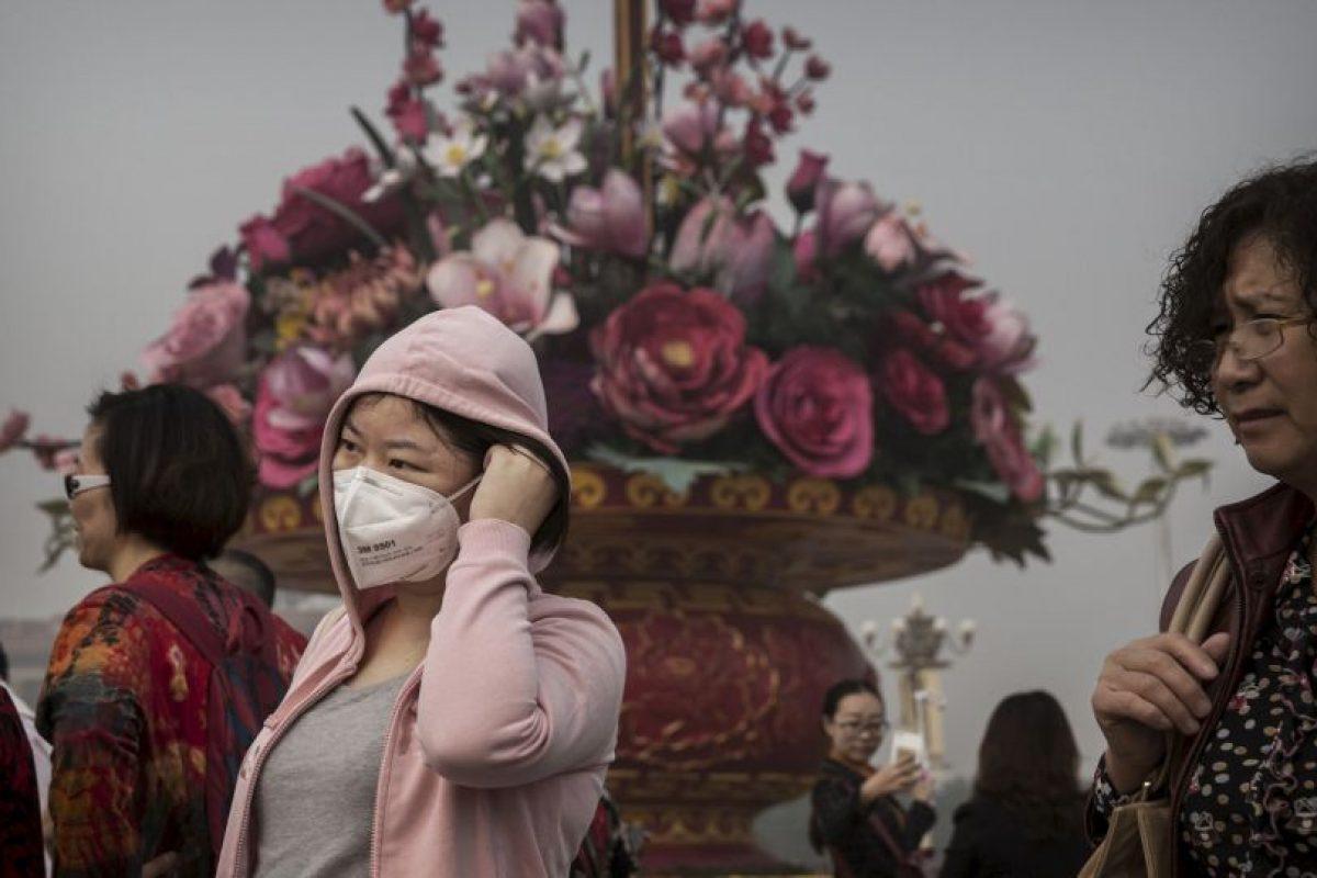 En las últimas semanas las autoridades en Beijing decretaron alerta roja por los extremos niveles de contaminación. Foto:Getty Images. Imagen Por: