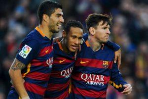 Neymar reveló uno de las claves para mantener el vestidor culé unido Foto:Getty Images. Imagen Por: