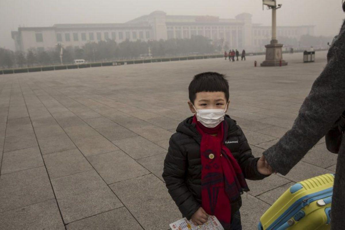 Entre ellas suspensión de clases. Foto:Getty Images. Imagen Por: