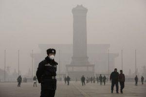 Varias actividades públicas fueron suspendidas Foto:Getty Images. Imagen Por: