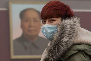 Desde los primeros días de diciembre, la capital china comenzó a registrar grandes cantidades de esmog Foto:Getty Images. Imagen Por: