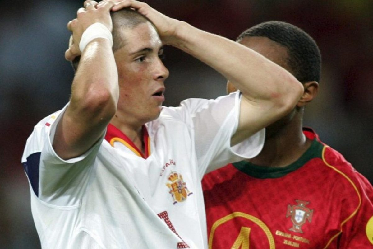 6. Fernando Torres Foto:Getty Images. Imagen Por: