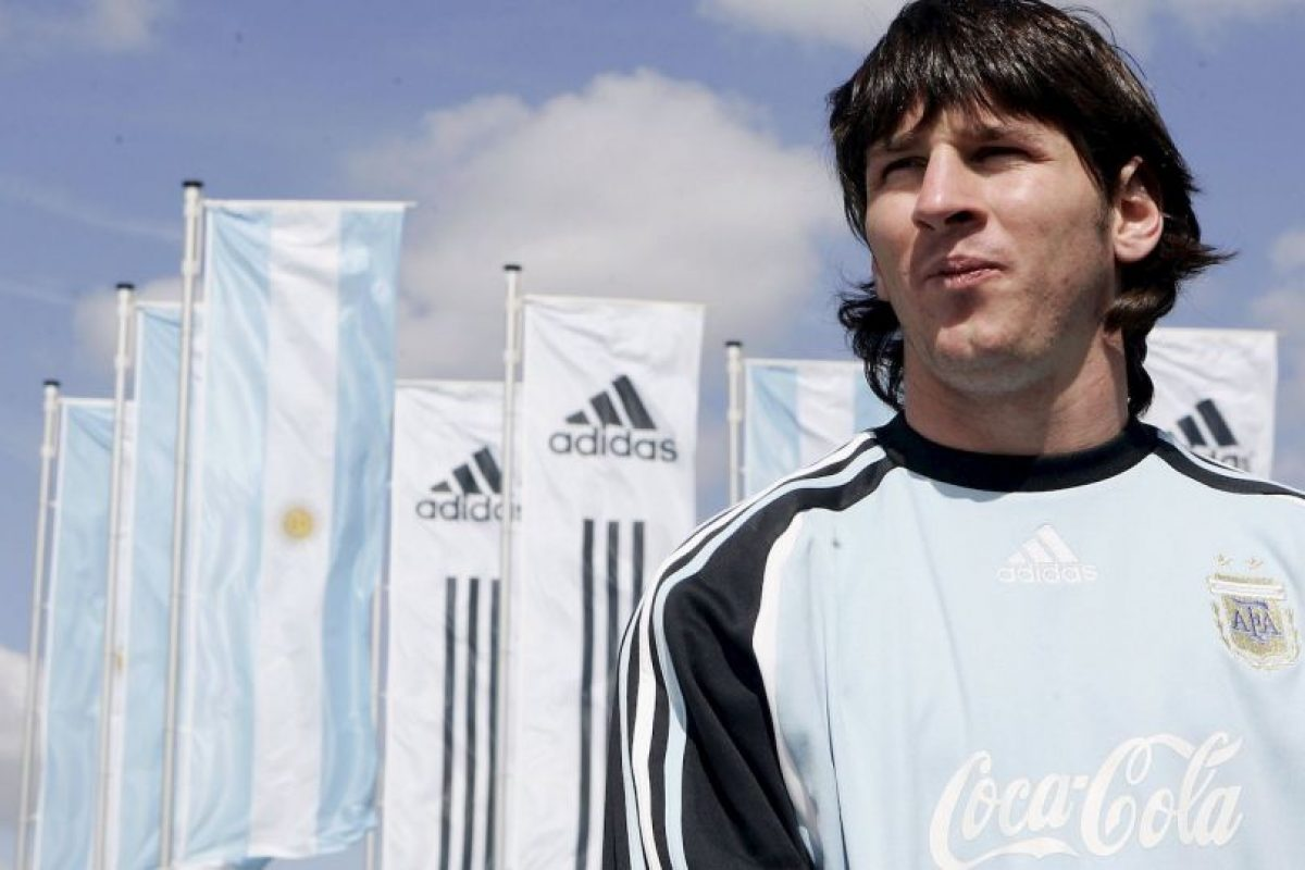 7. Lionel Messi Foto:Getty Images. Imagen Por: