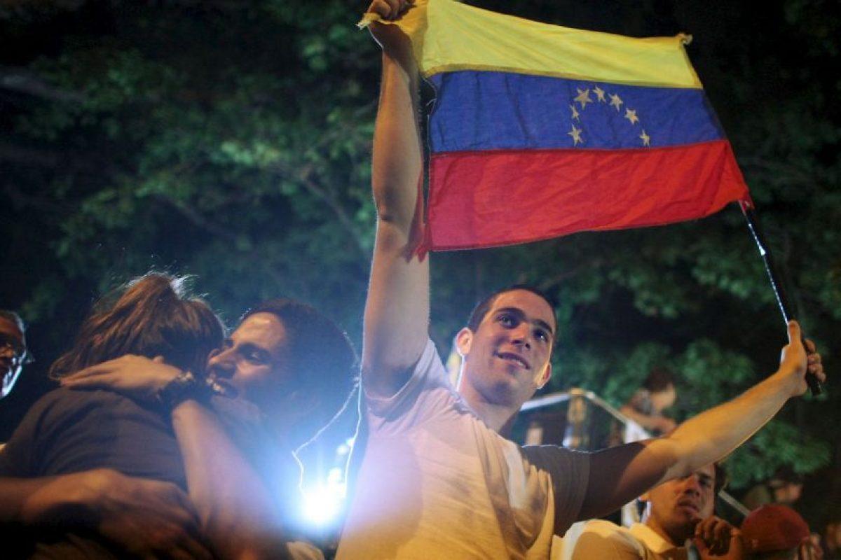 6. En la posición 71 a nivel mundial está Venezuela, con 0.762 Foto:Getty Images. Imagen Por: