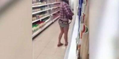 Detienen a hombre por chantajear con videos a chica que se desnudó en una tienda