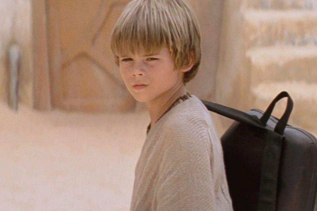 """Jake Lloyd fue conocido mundialmente por interpretar a """"Anakin Skywalker"""" en """"Star Wars: La Amenaza Fantasma"""". Foto:vía 20th Century Fox. Imagen Por:"""