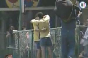 10. Germán Villa y Salvador Cabañas: Foto:YouTube. Imagen Por:
