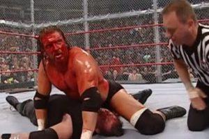 DX vs La familia McMahon y Big Show, en Unforgiven 2006 Foto:WWE. Imagen Por: