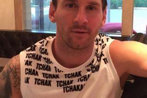 Foto:Vía instagram.com/leomessi. Imagen Por: