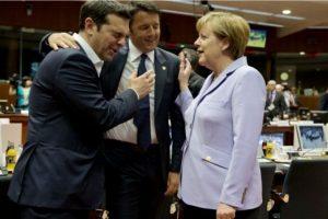 El manejo de las crisis económicas en Europa. Foto:AFP. Imagen Por: