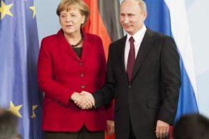 La diplomacia que ayudó a generar una respuesta de Europa respecto al conflicto entre Rusia y Ucrania Foto:AFP. Imagen Por:
