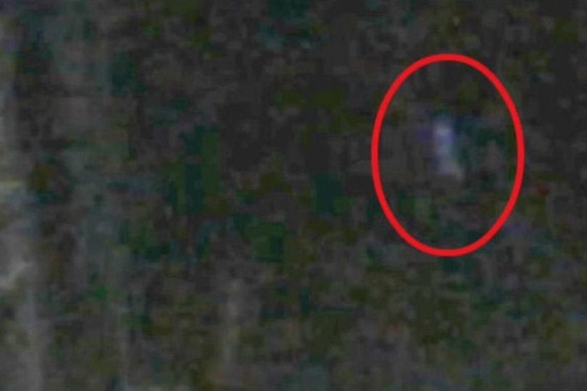 """Según los expertos en fantasmas, las imágenes captadas en Cannock Chase, en Reino Unido, son de """"Black Eyed Child"""", un niño que se aparece en un bosque que presenta """"actividad paranormal"""". Foto:Via Hunted Finders. Imagen Por:"""