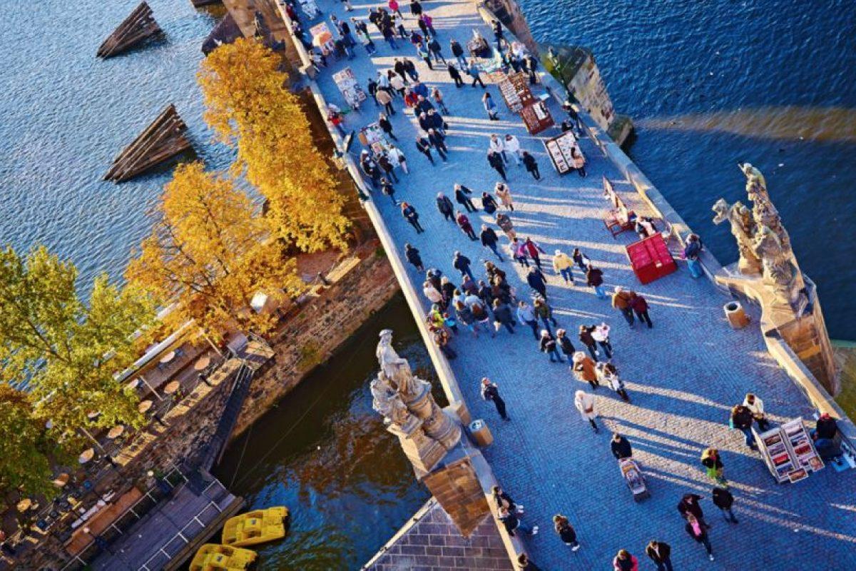 Todo ocurrió en Praga, Republica Checa. Foto:Vía Flickr. Imagen Por:
