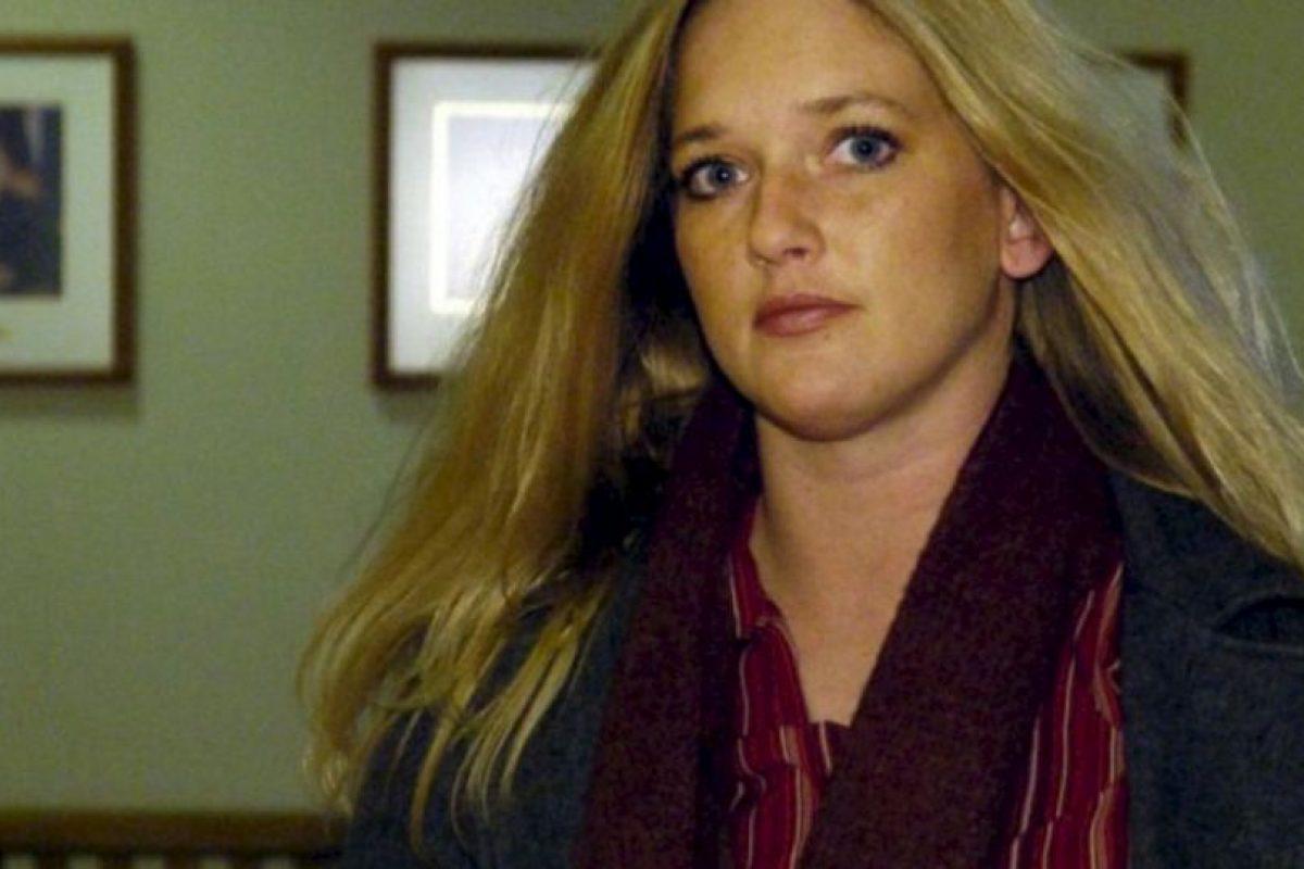 También fue acusada de tener sexo con un estudiante de 17 años. Foto:AP. Imagen Por: