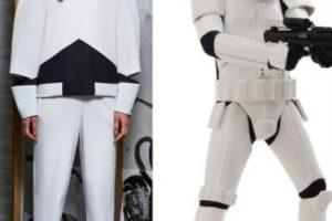 Edeline Lee crea contrastes y patrones basada en los Stormtroopers. Foto:vía Instagram. Imagen Por: