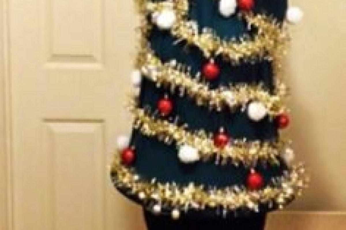 Peores suéteres que podrían ver esta Navidad Foto:Imgur. Imagen Por: