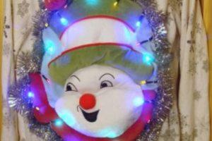 Peores suéteres que podrían ver esta Navidad Foto:MyUglyChristmasSweater. Imagen Por: