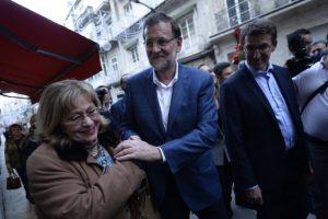 Rajoy es miembro del Partido Popular español. Foto:AFP. Imagen Por: