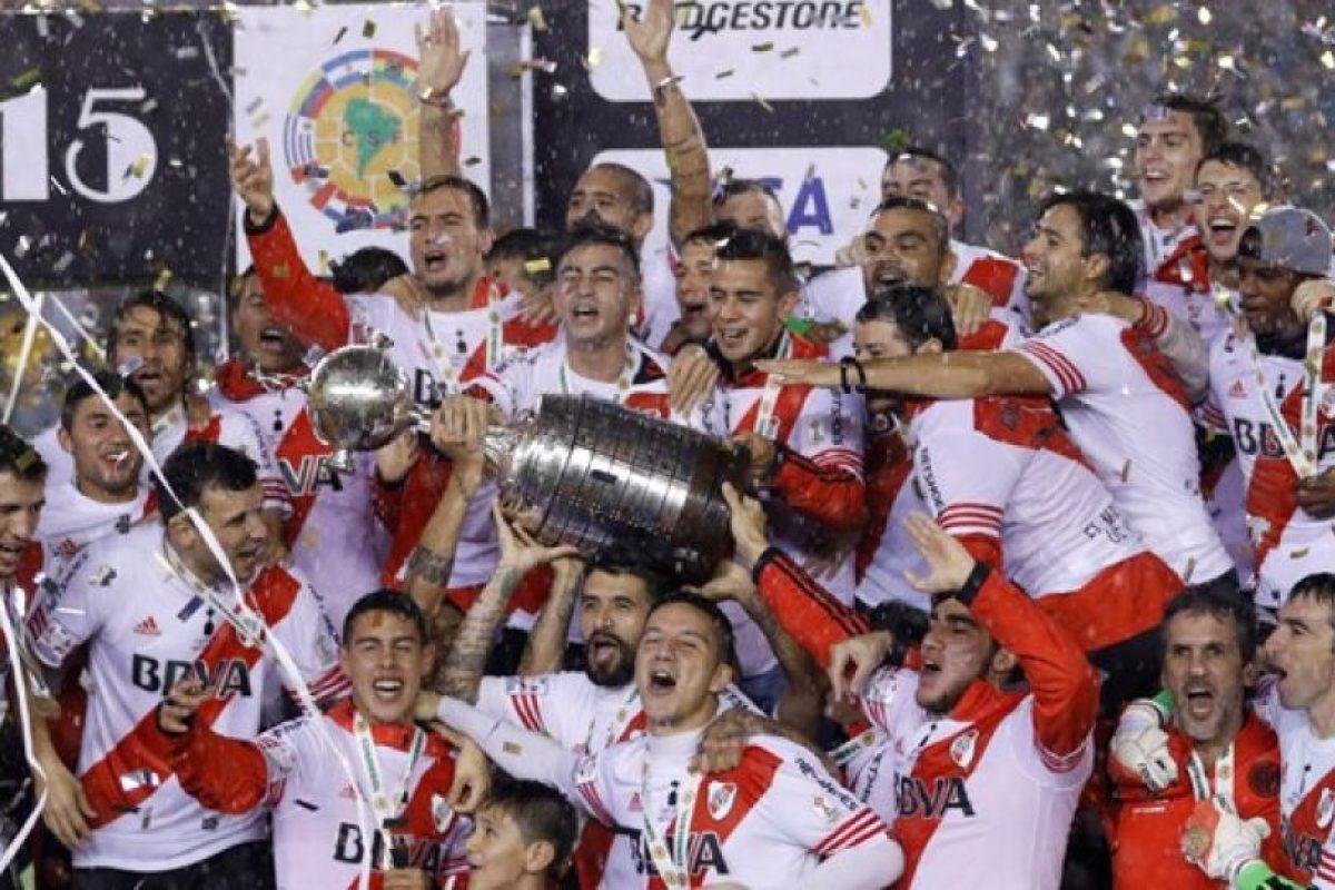 1. Es la primera participación de River Plate en un Mundial de Clubes Foto:Getty Images. Imagen Por: