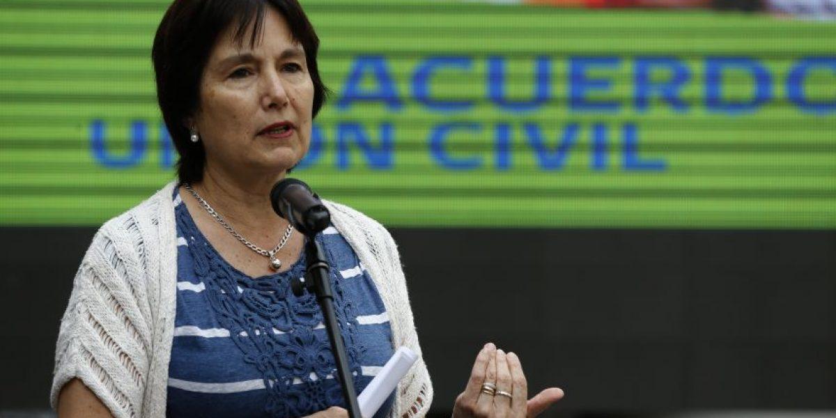 Fonasa difundió beneficios para convivientes del Acuerdo de Unión Civil