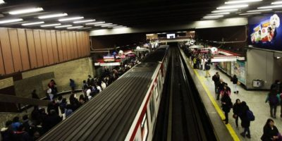 Metro suspende servicio en cuatro estaciones de la Línea 1