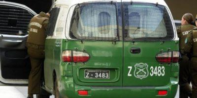 Detienen a pareja de hermanos que robó local de Caja Vecina en Macul