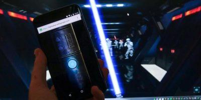 "Fiebre ""Star Wars"": convierte tu smartphone en una espada láser jedi"