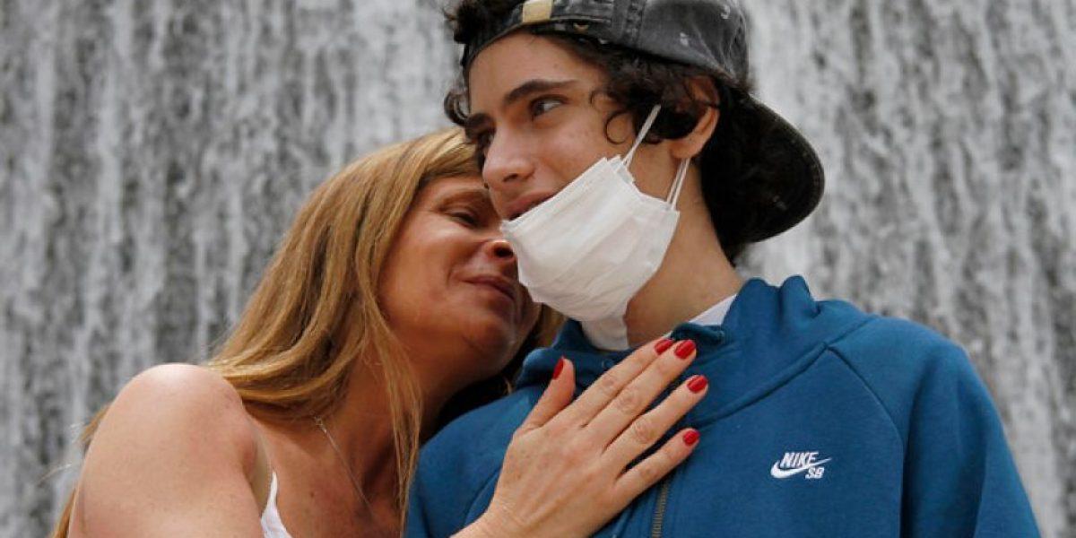Cristóbal Gelfenstein recibe el alta médica tras doble trasplante de pulmón