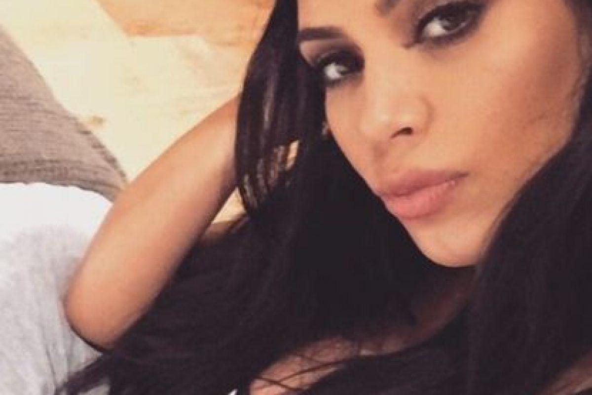 11 días después de dar a luz a Saint West, reveló en su sitio web que ya había perdido 27 kilos (59 libras) Foto:Instagram/kimkardashian. Imagen Por: