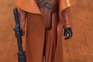 2. STAR WARS JAWA FIGURE VINYL CAPE 100% ORIGINAL DE 1977. Foto:vía ebay.com. Imagen Por: