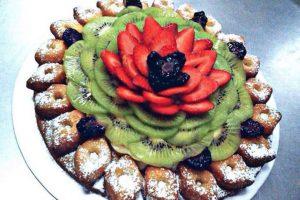 Natalia señala que siempre es bueno compartir fotos de la comida que les gusta y en el momento en el que lo están haciendo o comiendo. Foto:vía instagram.com/chef__natalia. Imagen Por: