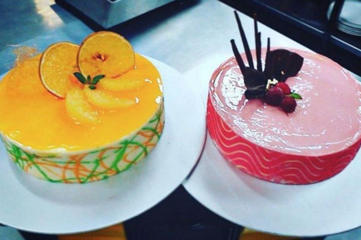 Natalia adjudica el éxito de sus fotos a que publica cosas que a los demás también les gustan. Foto:vía instagram.com/chef__natalia. Imagen Por: