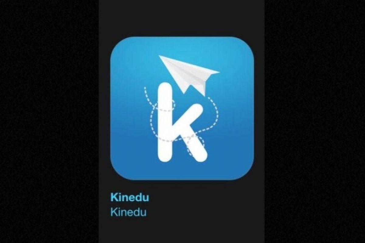 """16- """"Kinedu"""". Es gratuita y es una guía de actividades de estimulación temprana para niños de 0 a 24 meses de edad. Foto:Apple. Imagen Por:"""