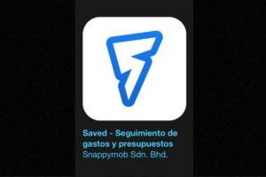 """22- """"Saved"""". Es gratis. Descubran su panorama financiero con esta aplicación que les muestra a dónde va su dinero para que puedan administrar mejor los gastos. Foto:Apple. Imagen Por:"""