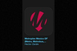 25- Metroplex Mexico DF. Es gratuita. Ideal para todas que buscan desplazarse en el transporte público de Ciudad de México. Foto:Apple. Imagen Por:
