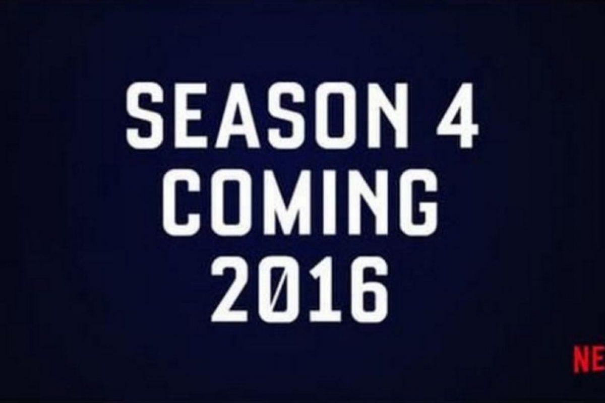 """La nueva temporada de """"House of Cards"""" se estrenará el 4 de marzo próximo. Foto:twitter.com/HouseofCards. Imagen Por:"""